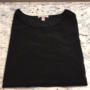 Women's Roz & Ali Dress Tee Size XL NWOT